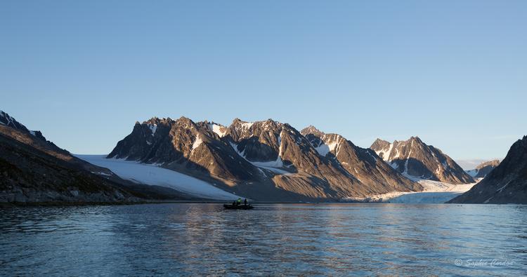 11 Août toujours, Magdalenafjorden encore ;)