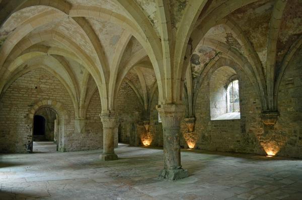 Visite guidée de l'abbaye de Fontenay