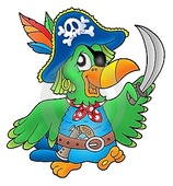 Mon petit pirate !