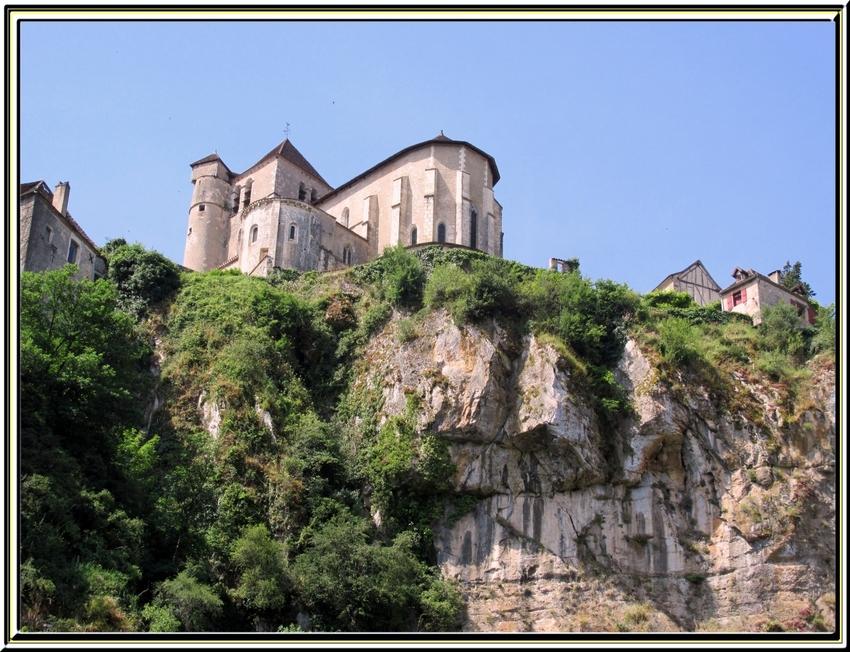 St Cirq Lapopie 1