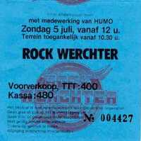 1981.07.05-The Cure-Werchter-Rock Werchter Festival