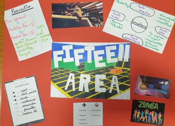 Les élèves de troisième du collège Fontaine des Ducs ont imaginé le futur job du Châtillonnais