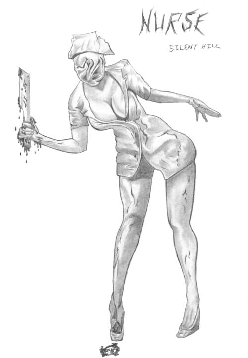 L'infirmière de la mort