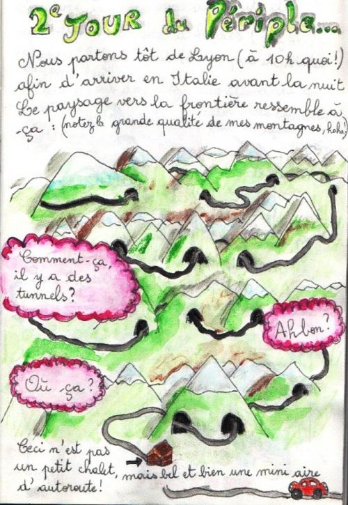 Petit road-trip - 2e jour : Gênes (Genova pour les intimes)
