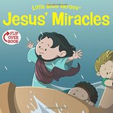 Jesus' Miracles / Martha Flip-over Book