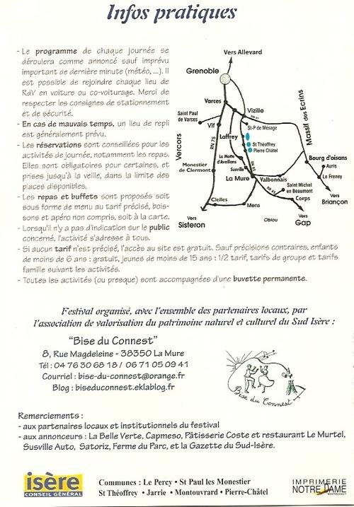 Festival 2013 : Affiche + Programme détaillé