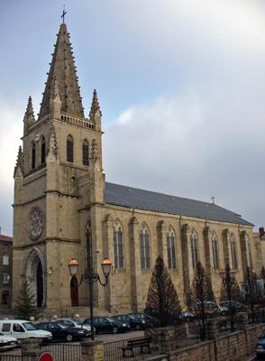 Concert église de sainte-Sigolène 09.06.2018