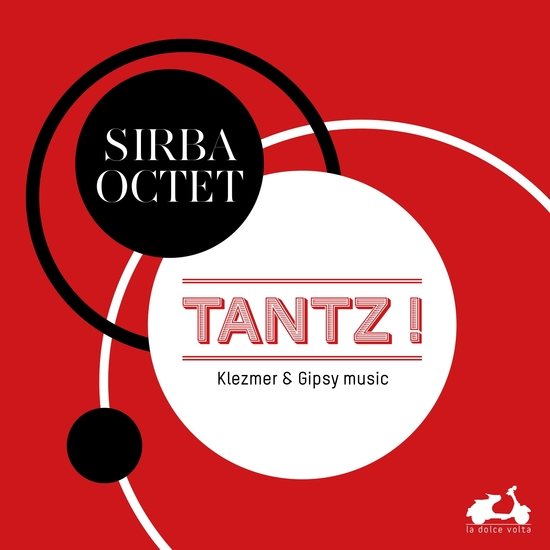 Couverture de Tantz Sirba Octet nouvel album