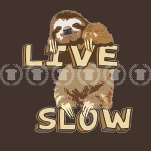 Plus lent que ça, tu meurs .....