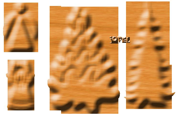 Kit en bois  des fêtes no:1