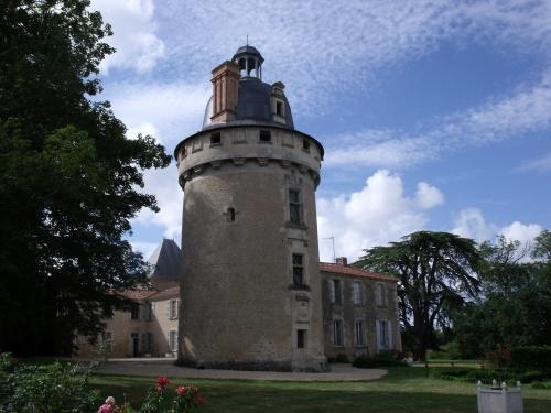 Le Château de Bessay