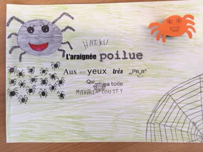 Atelier d'écriture poétique à l'ISL de Luxembourg