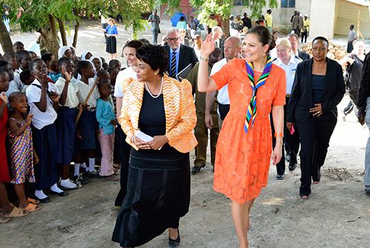 Victoria en Tanzanie (suite)