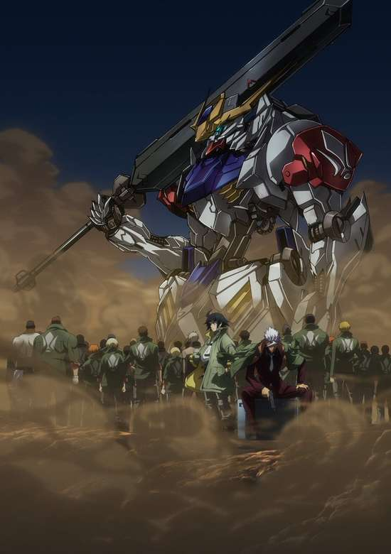 Mobile Suit Gundam: Iron-Blooded Orphans S2 انمي