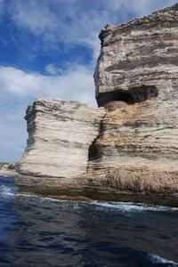 De magnifiques falaises
