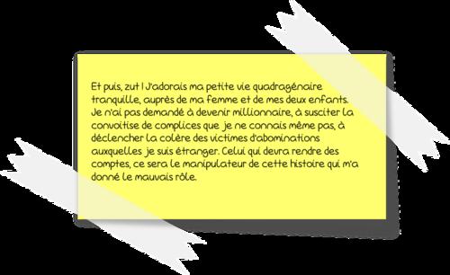 La peau de l'autre - Gilles Horiac