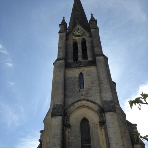 Eglise de Saint Denis de Saintonge