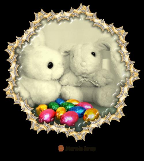 Médaillons de Pâques page 1