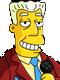 kent brockman Simpson