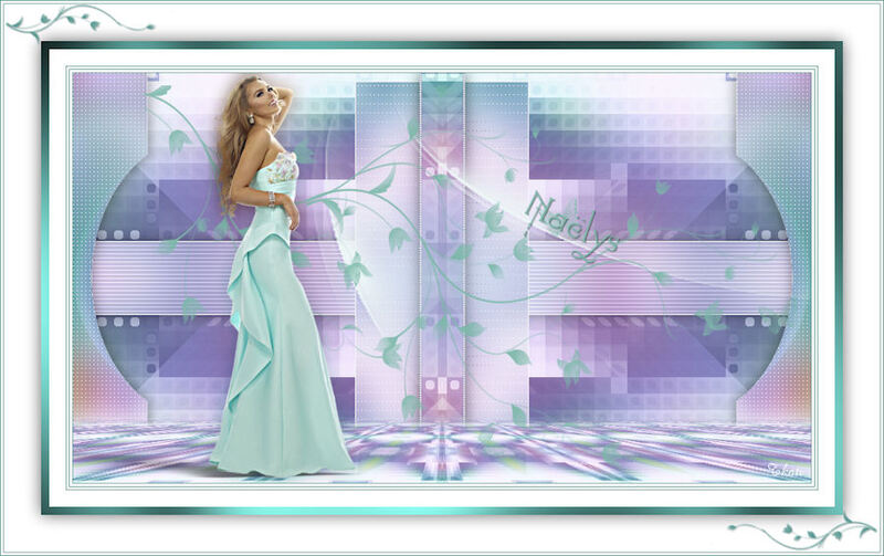 Naelys by Violette Graphic