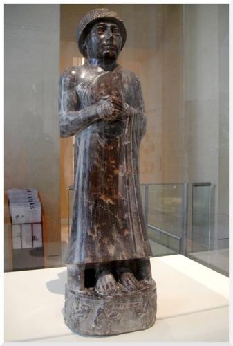 Paris. Un dimanche au musée du Louvre. 2