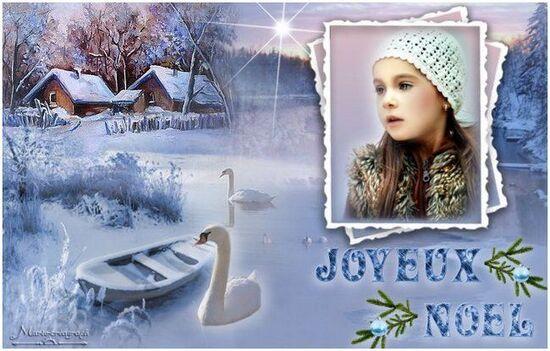 Carte Joyeux Noêl