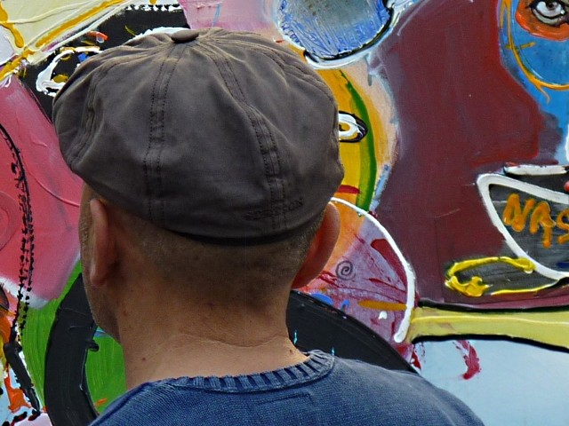 Artiste de rue à Metz 8 Marc de Metz 2011