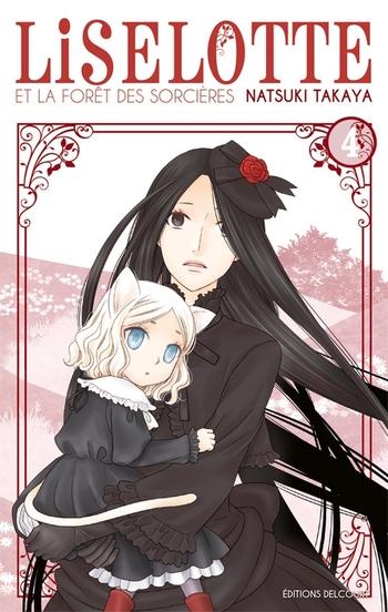 Liselotte et la forêt des sorcières - Tome 04 - Natsuki Takaya