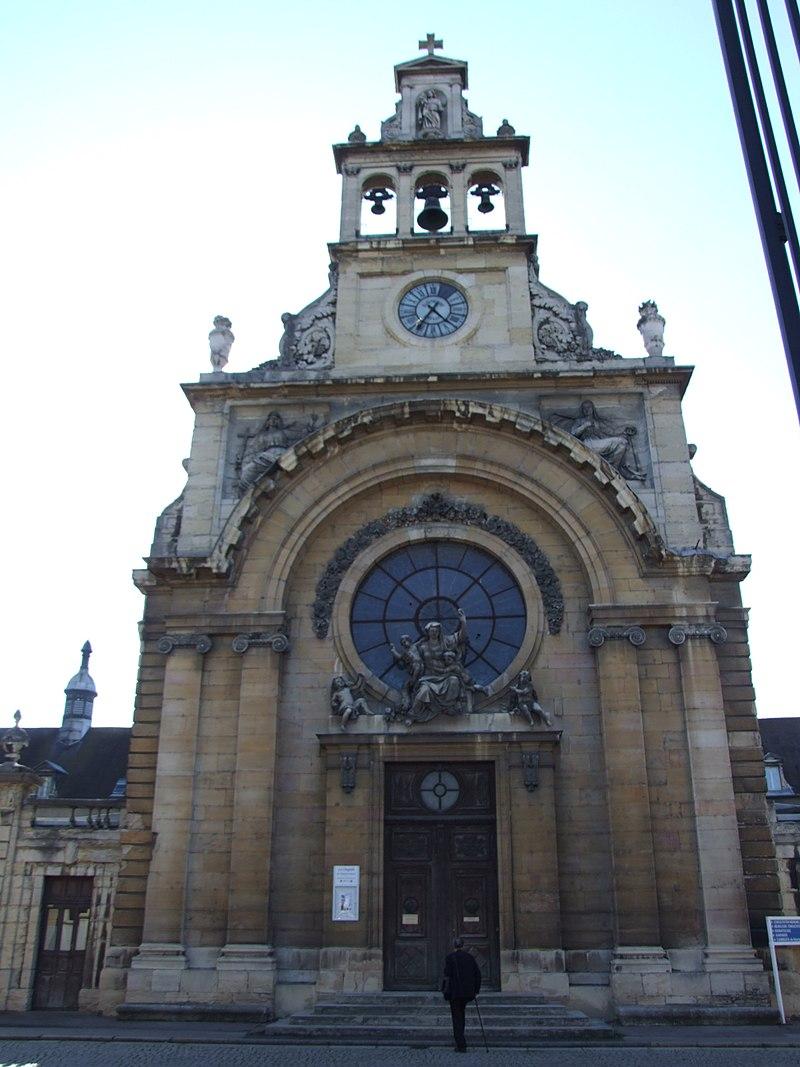 Image illustrative de l'article Grande chapelle de l'hôpital général de Dijon