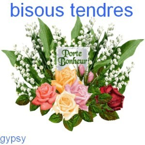bisous 1er mai