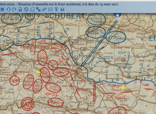 19#-Février / Mars 1917 / La Chute du TSAR