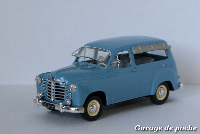 Renault Colorale Savane 1950