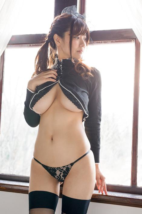 WEB Gravure : ( [Minisuka.tv] - | 2018.03.29 Limited Gallery No.4 | Miri Hanai/花井美理 )