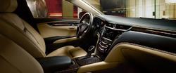 Nouveauté étrangère: Cadillac XTS