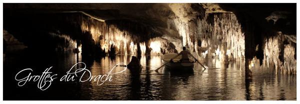 grottes du Drach