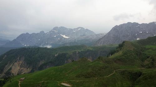 2/06/2017 Passo delle Manina Val di Scalve BG Italie
