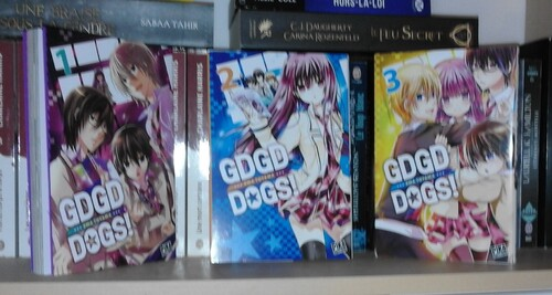 GDGD Dogs !