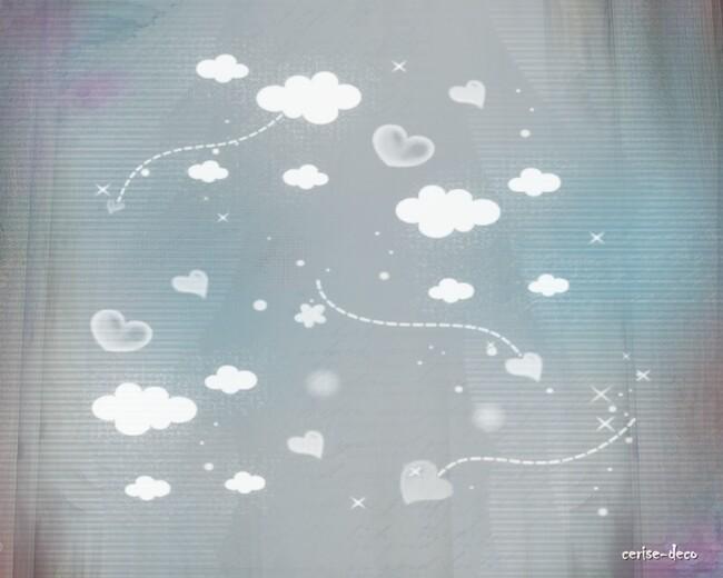 design ciel enfantin