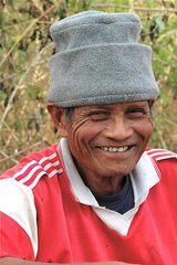 Journalier au manioc