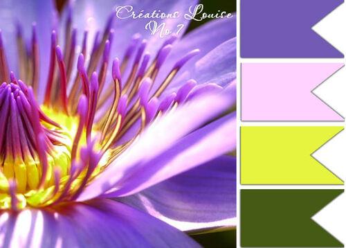 Palettes de couleur 2