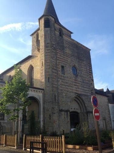 Cathédrale de Aire sur L'Adour
