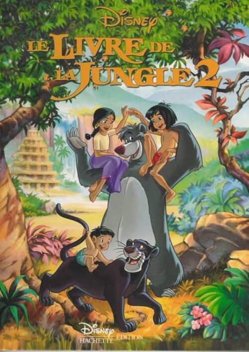 Le Livre De La Jungle 2 Leblogdegeek