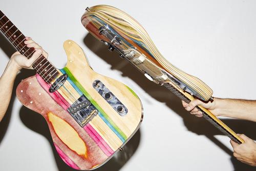 Skate & Guitare