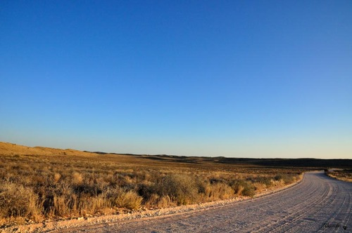 Weekend in the Kgalagadi Transfrontier