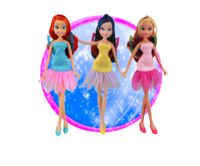 Winx Fashion Fairy