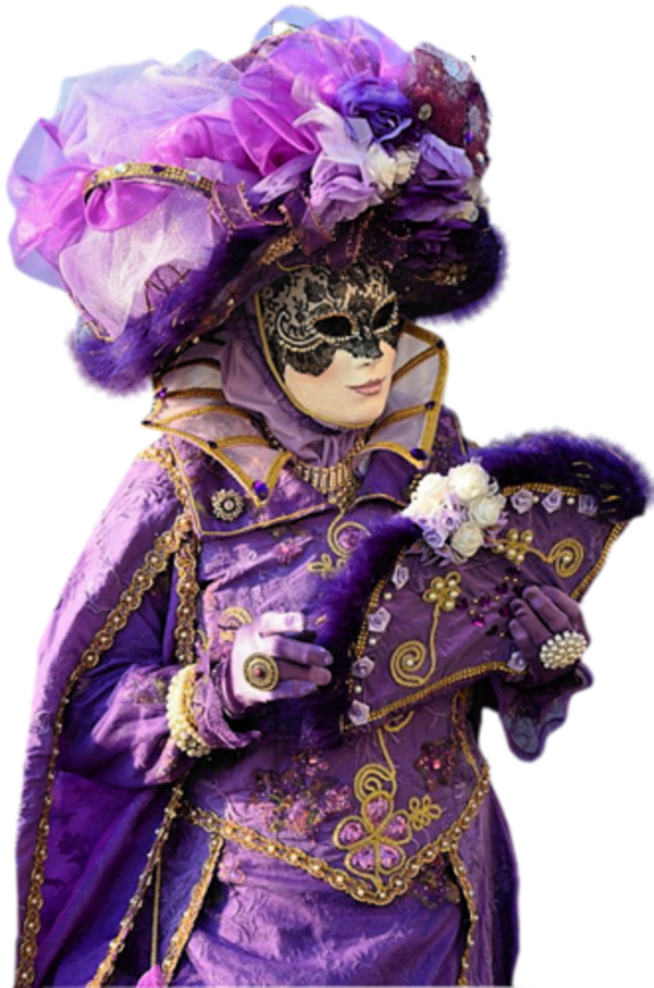 Carnaval personnage / 12