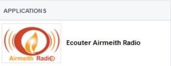 Ecouter Airmeith Radio sur Facebook