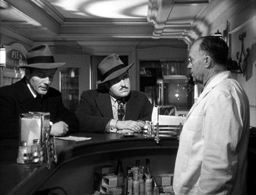 Les tueurs, The killers, Robert Siodmak, 1946