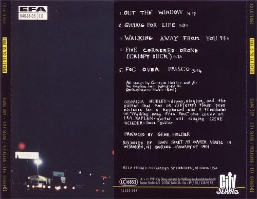 Les Singlés: Yo La Tengo - EP et singles # 2 : That is Yo La Tengo (1991)