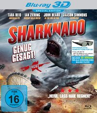 [Blu-ray 3D] Sharknado